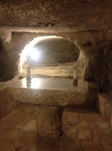 Chapel of the Innocents, Bethlehem