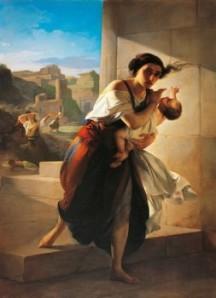 Antonio Puccinelli, The Massacre of the Innocents (1852)