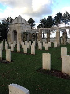 British Cemetery, Ryes, France
