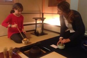 Rachel Lisa Tea Ceremony