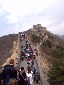 Great Wall Walking