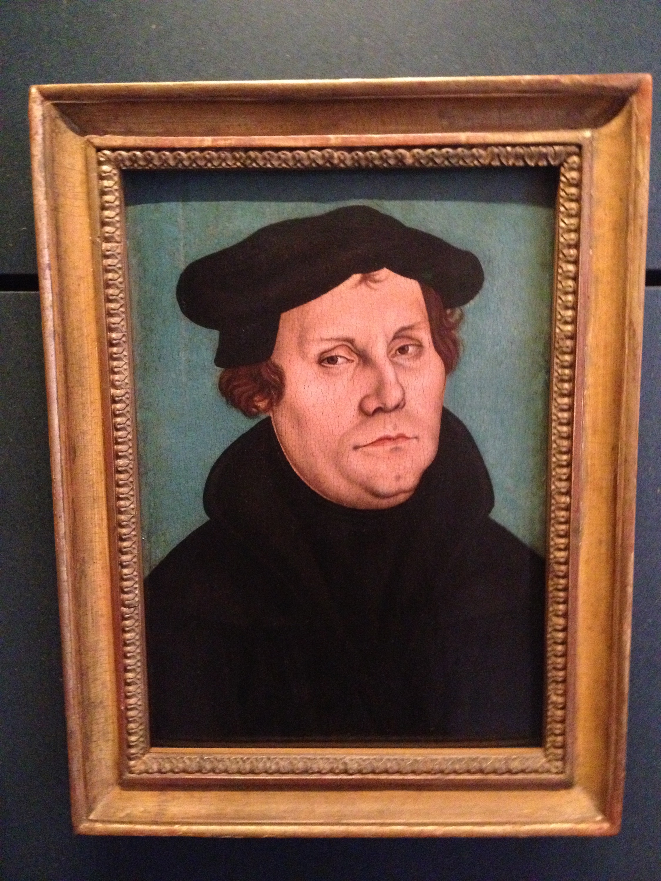 martin luther's challenge to the church Luther's pamphlets against the church and the  lutheran denominations have repudiated martin luther's statements against the jews and  martin martin luther:.